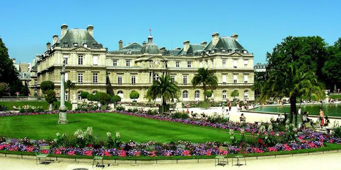 Conhecer o Jardim de Luxemburgo em Paris