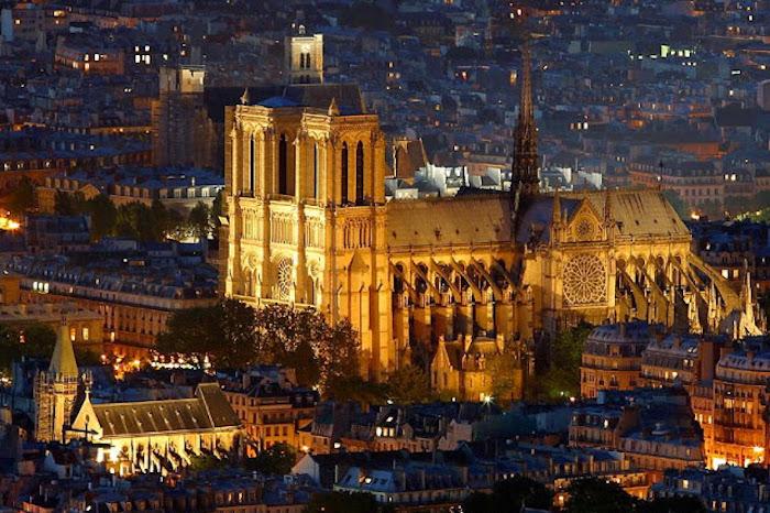 Catedral Notre Dame em Paris