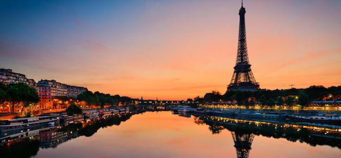 Conhecer a Torre Eiffel de Paris