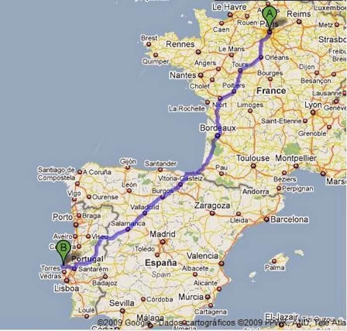 Dicas e roteiros de viagem de carro pela França