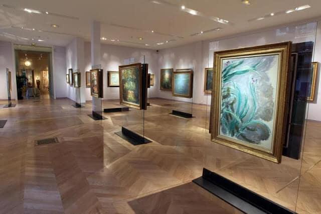 Exposição do Marmottan Monet em Paris