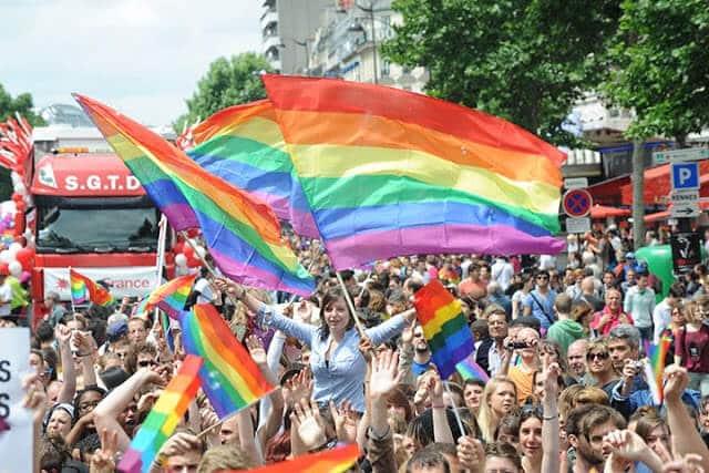 Parada Gay em Paris