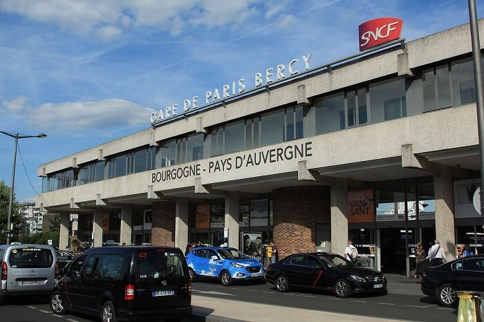 Estação Paris Bercy