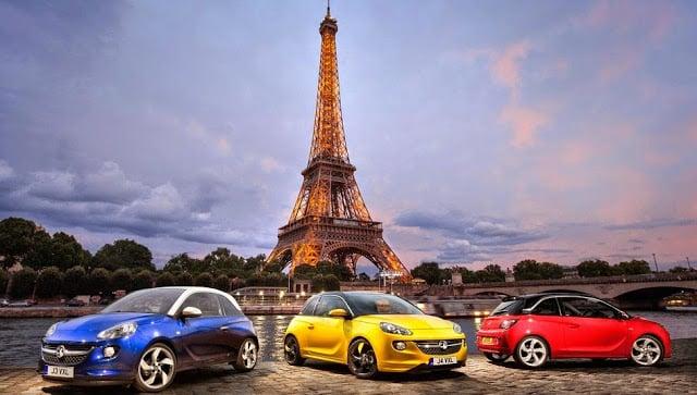 Alugar carro em Paris
