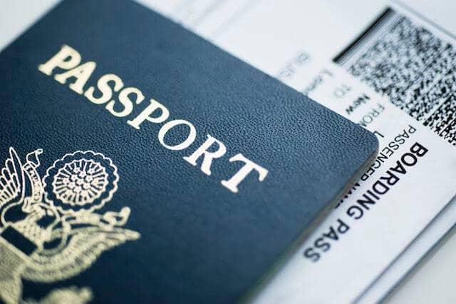 Documentos necessários para embarcar