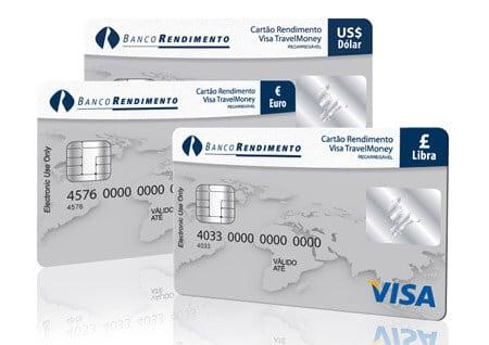 Cartão Pré Pago Internacional