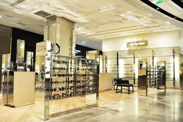 Onde comprar óculos de sol em Paris - Lojas especializadas