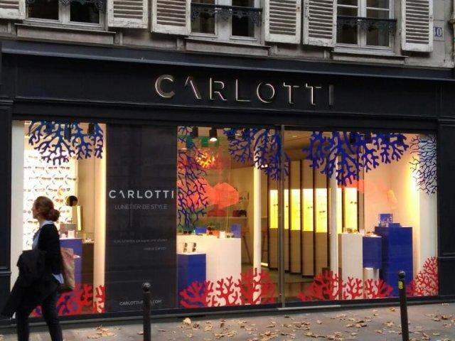 Loja Carlotti em Paris