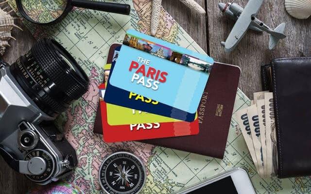 Cartões do Paris Pass