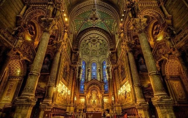 Basílica Notre Dame de Fouvière, Lyon