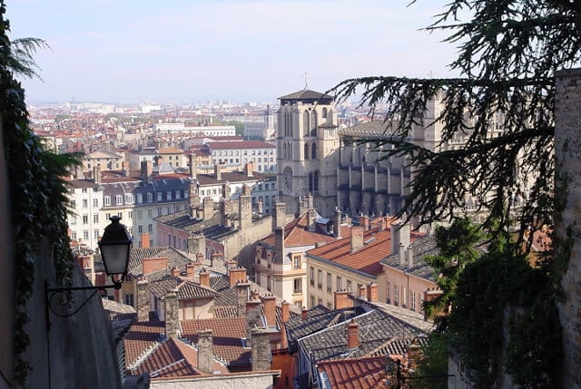Vieux Lyon, Lyon