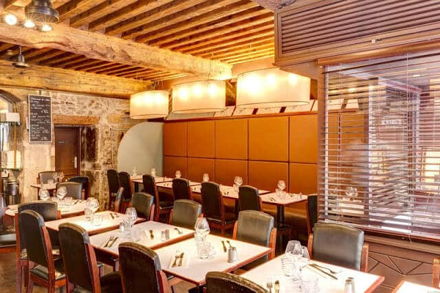 Restaurante Le Layon em Lyon