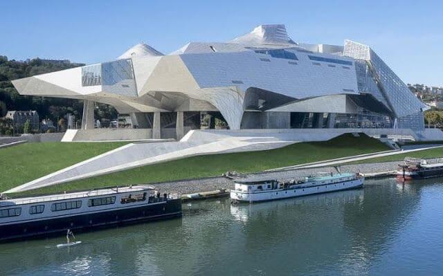 musée des confluences de Lyon