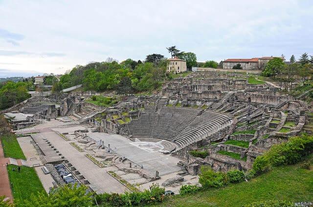 Teatro Antigo de Lyon