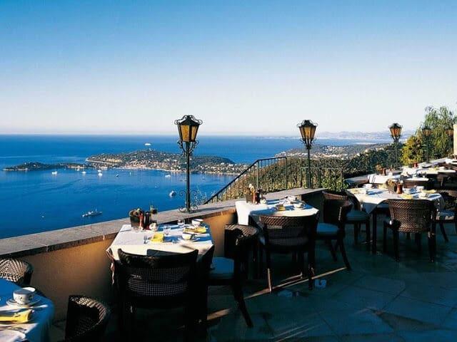 Restaurantes em Nice
