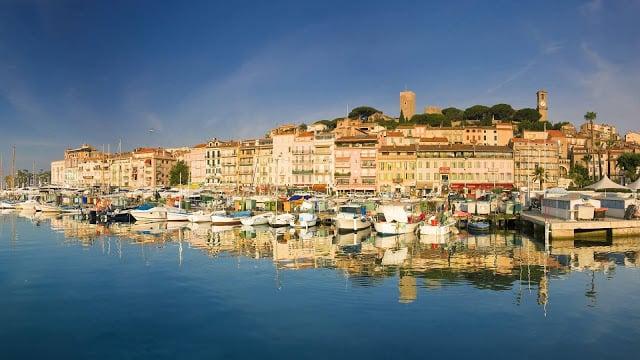 Clima em Nice