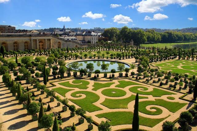 Jardim e Palácio de Versalhes