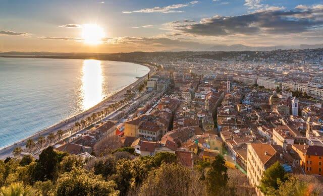 Primavera em Nice