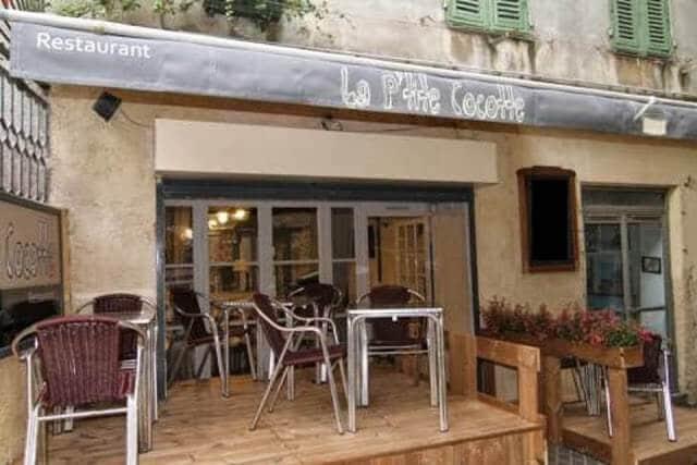 Restaurante La P'tite Cocotte em Nice