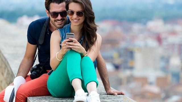 Usar o celular à vontade em Paris