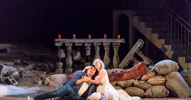 Romeu e Julieta na Ópera de Nice
