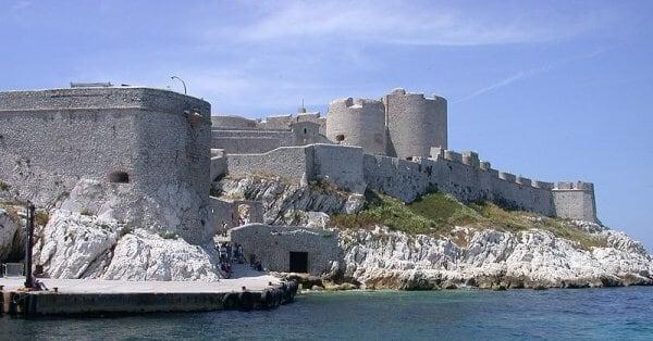Chateau d'If em Marselha