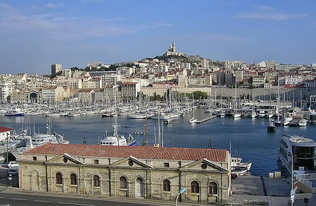 Porto Velho em Marselha