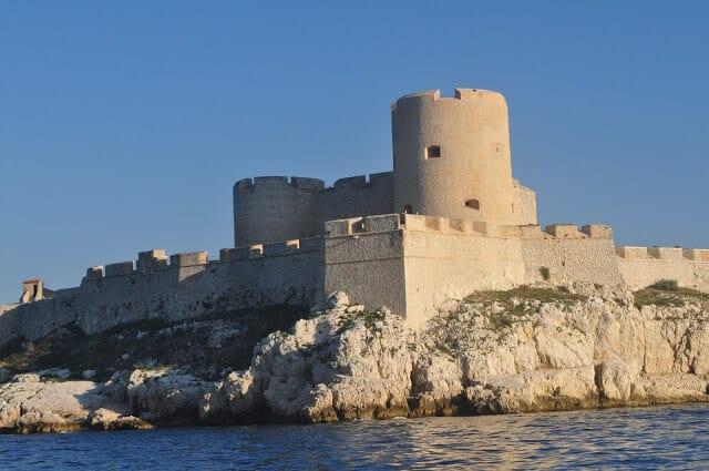 Castelo d'If de Marselha