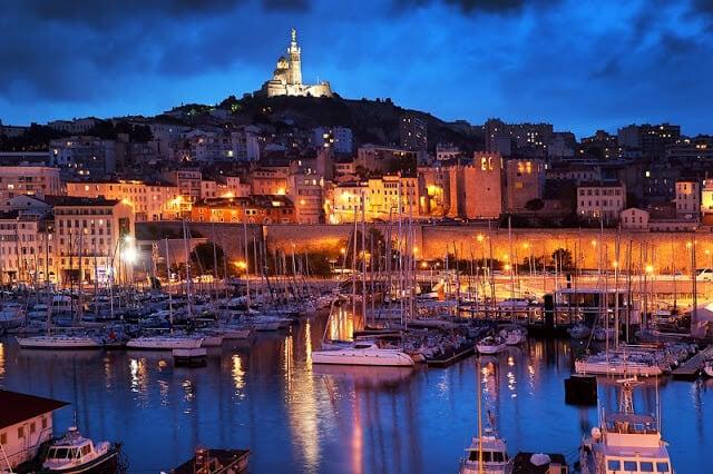 Região de Vieux Port