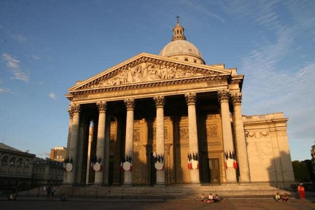 Panteão em Paris