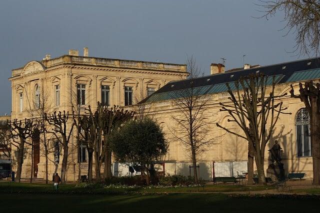 Museu de Belas Artes em Bordéus