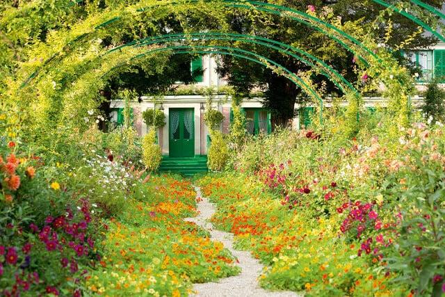 Jardim Clos Normand de Monet