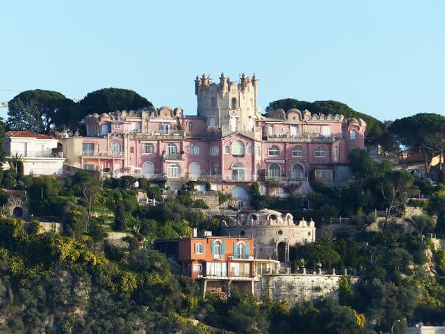 Le Chateau de Nice