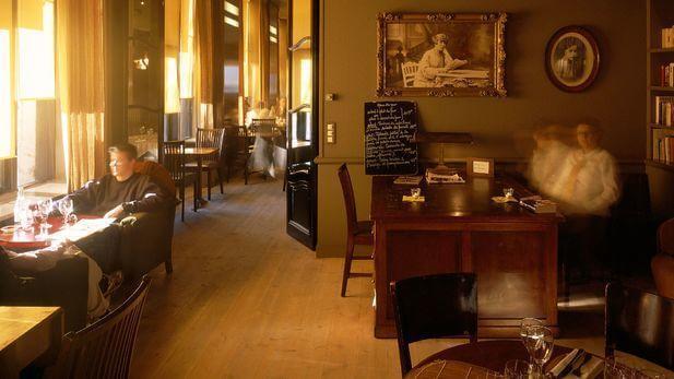 Café-Bar Le Fumoir em Paris
