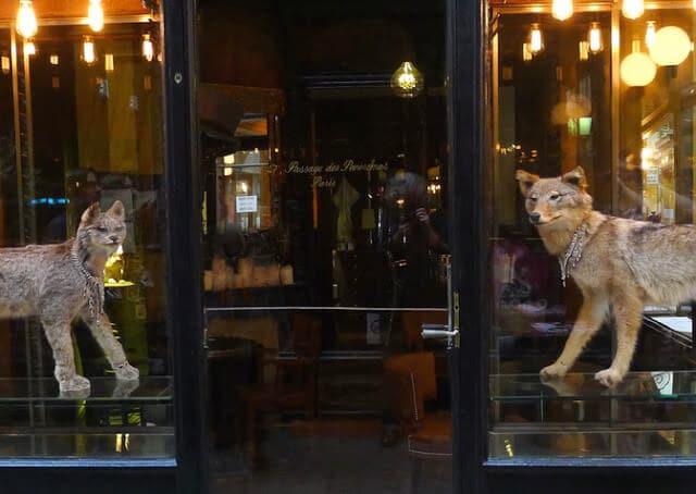 Caffè Sterne em Paris