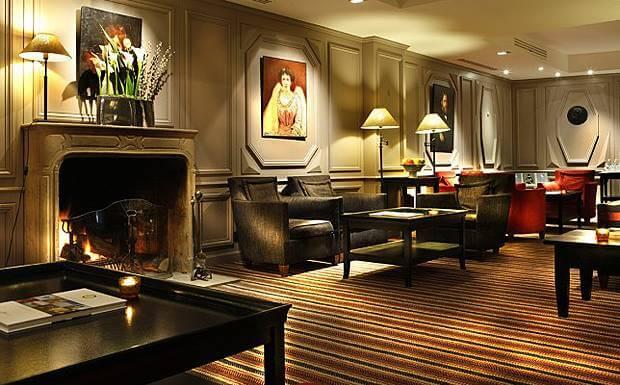 Hotel Le Relais Christine em Paris