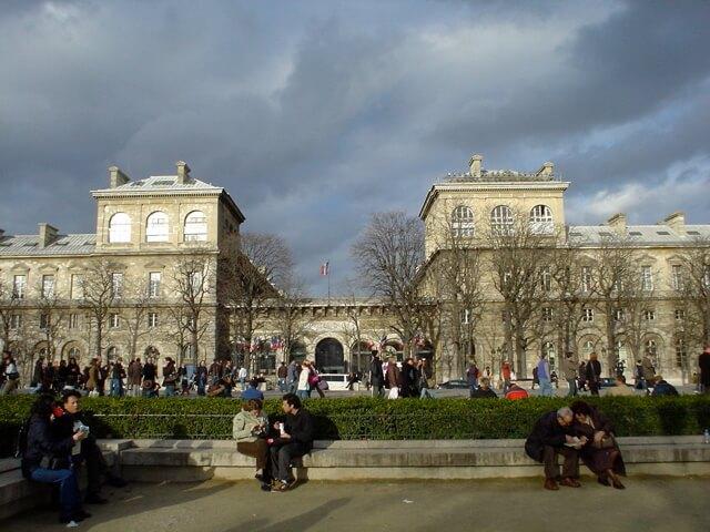 Hotel Dieu em Paris