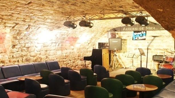 Jazz no Autour de Midi et de Minuit em Paris