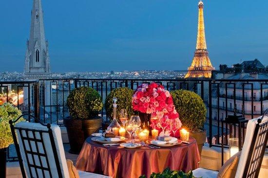 Hotel Four Seasons George V em Paris