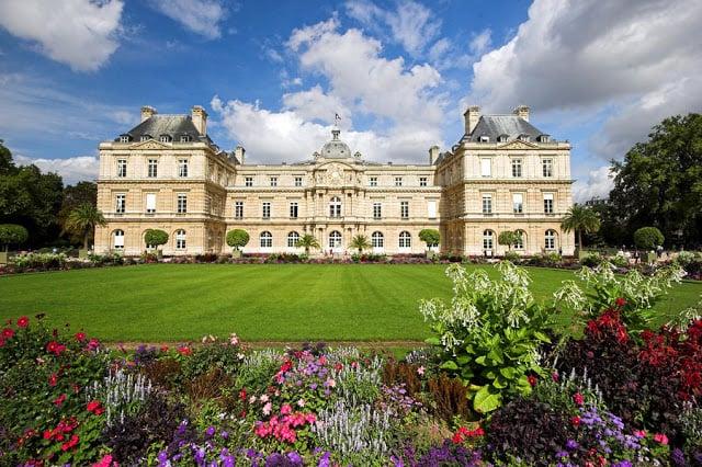 Palais du Luxembourg em Paris