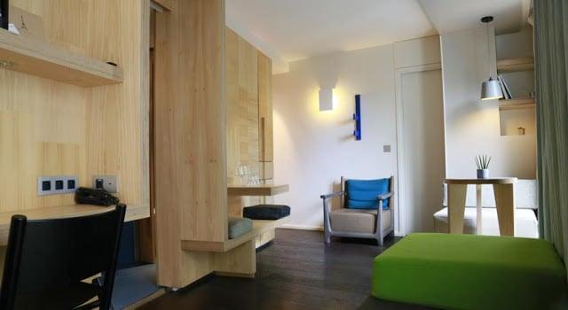 Hotel Le Citizen em Paris