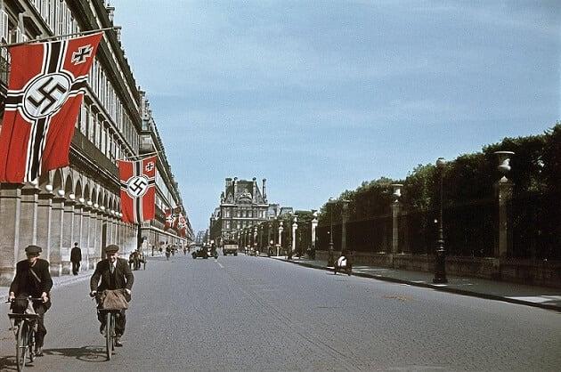 Paris nazista