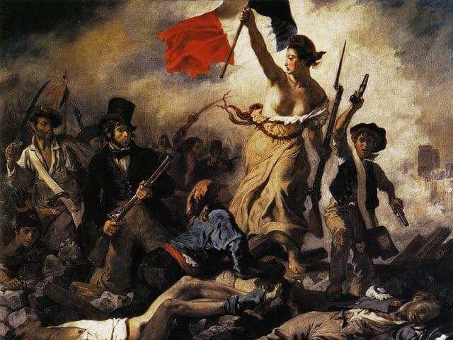 Pintura da Revolução Francesa