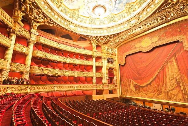 Teatro em Paris