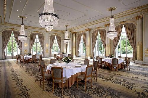 Restaurante Gordon Ramsay em Versalhes