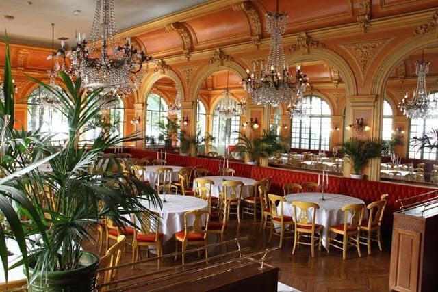 Hotel de France em Versalhes - restaurante
