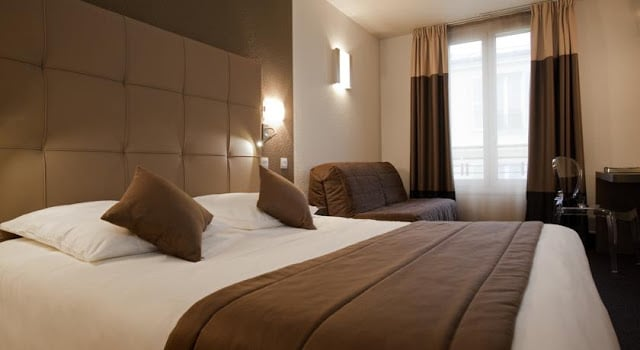 Hotel Mercure Versaille - quarto