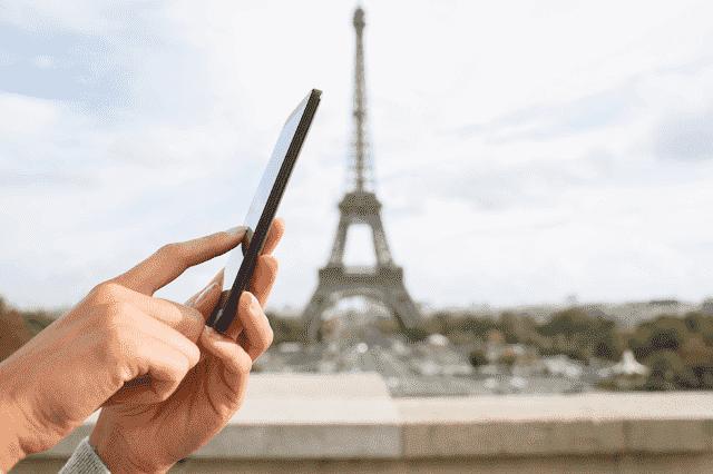 Como usar seu celular à vontade na Europa e França