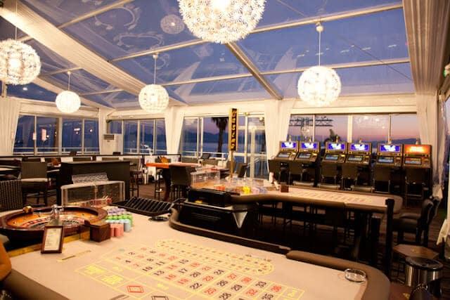 Casino Palm Beach em Cannes