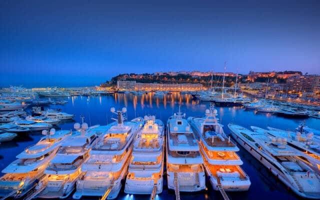 Marina de Mônaco